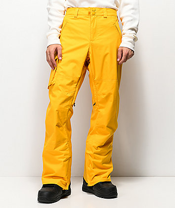 Burton Covert Golden Rod 10K Snowboard Pants