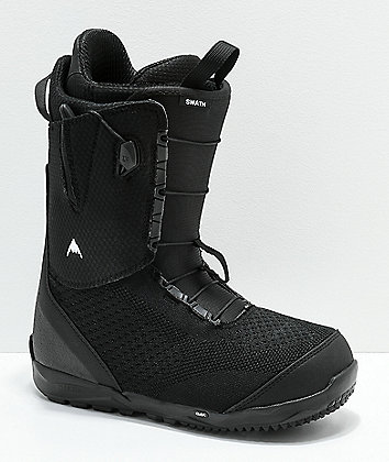 Burton Swath Black Speed Zone Snowboard Boots 2019