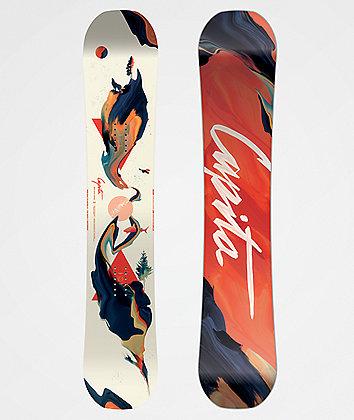 Capita Space Metal Fantasy Snowboard Women's 2020