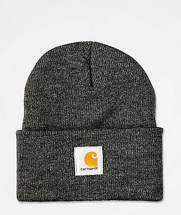 Carhartt Teller Heather Coal Beanie