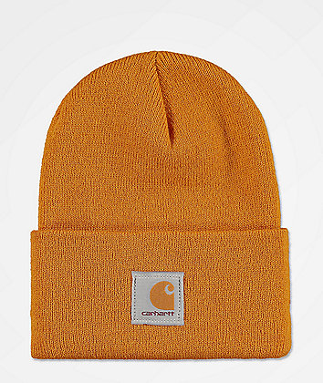 Carhartt Watch Hunter Gold Fold Beanie