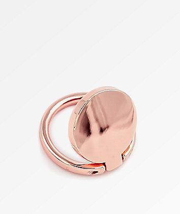 Casery Rose Gold Phone Ring