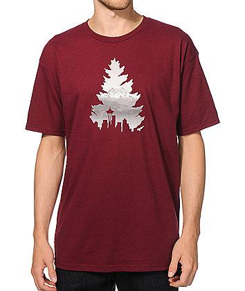 Casual Industrees WA Johnny Tree Rainier T-Shirt