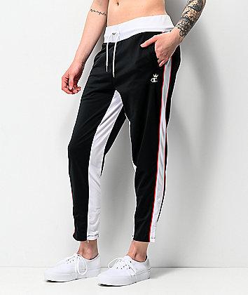 Champion Black Slim Track Pants