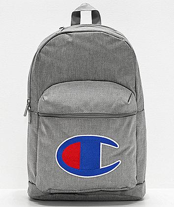 Champion Supercize 2.0 Grey Backpack