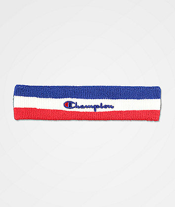 Champion Terry USA Headband
