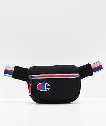 Champion The Attribute Black Fanny Pack