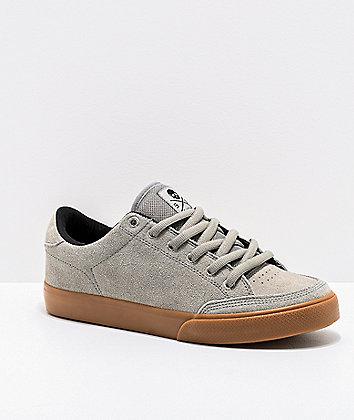 Circa Lopez 50 Flint zapatos de skate en gris y goma