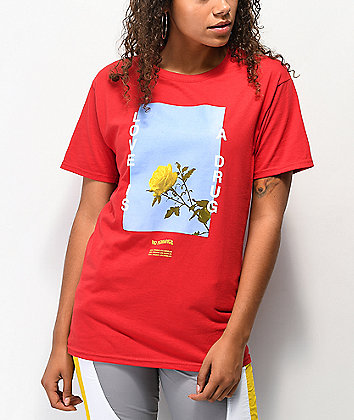 Civil Love Is Red T-Shirt
