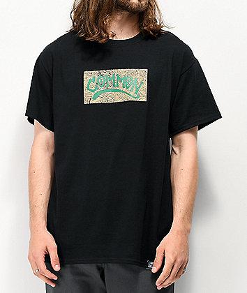 Common Indafield Black T-Shirt