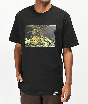 Cookies Headshot Black T-Shirt