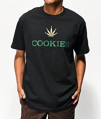 Cookies Rollie Black T-Shirt