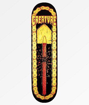 "Creature Lockwood Leather 8.25"" Skateboard Deck"