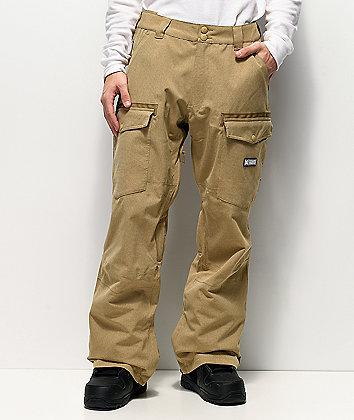 DC Code Kelp Khaki 15K Snowboard Pants