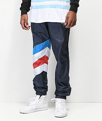 DGK Blaze Navy Track Pants