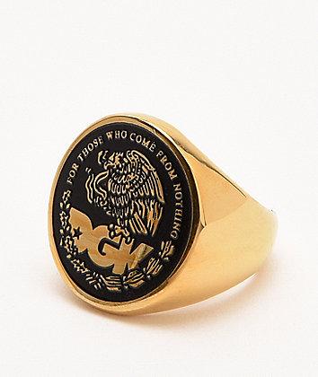 DGK Familia Gold Ring