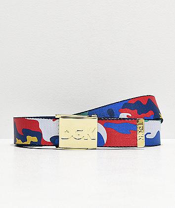 DGK General Scout Web Belt