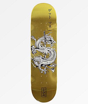 """DGK Get Money 8.25"""" Skateboard Deck"""