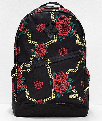 DGK Lavish Black Backpack