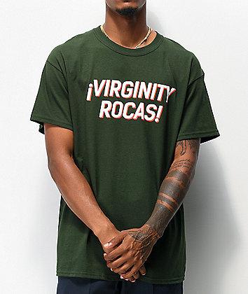 Danny Duncan Virginity Rocas Green T-Shirt
