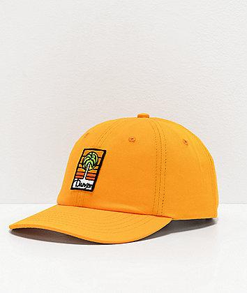 Danson Island Gold Strapback Hat