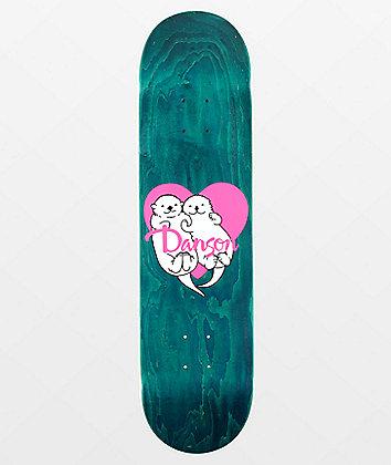 "Danson Otter Love 8.0"" Skateboard Deck"