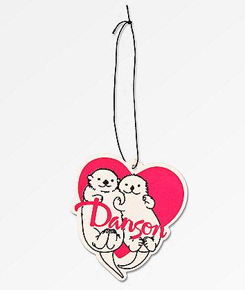 Danson Otter Love Air Freshener