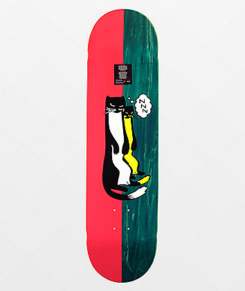 "Danson We'll Do It Tomorrow 8.25"" Skateboard Deck"