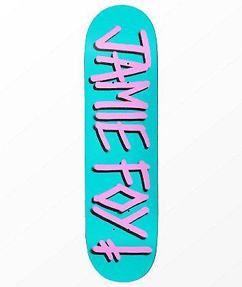 "Deathwish Foy Gang Name 8.25"" Skateboard Deck"