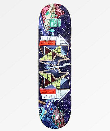 "Deathwish x Pyramid Country Ellington 8.25"" Skateboard Deck"