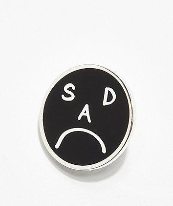 Deja Pins Sad Enamel Pin