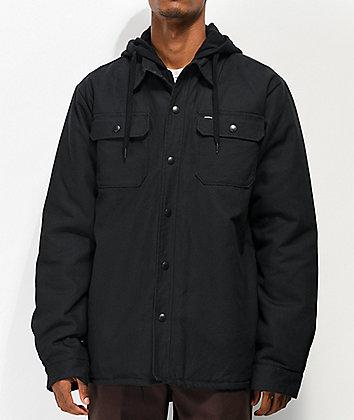 Dickies 67 Black Hooded Jacket