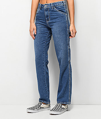 Dickies Carpenter Blue Jeans