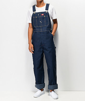 Dickies Indigo Denim Overalls