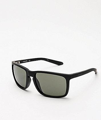 Dragon Melee Matte Black G15 Sunglasses