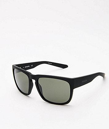 Dragon Rune XL Matte Black Sunglasses