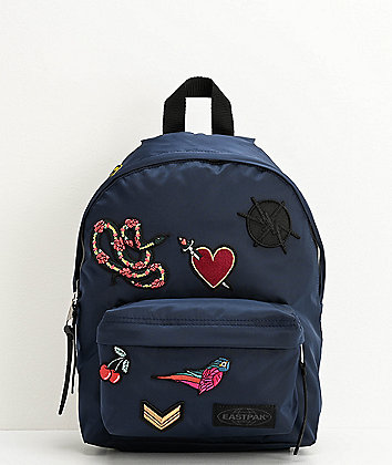 Eastpak Orbit XS Bellish Blue Mini Backpack