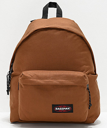 Eastpak Padded Pak'r Board Brown Backpack