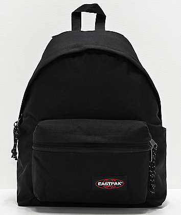 Eastpak Padded Zippl'r Black Backpack