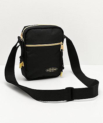 Eastpak The One Goldout Black & Gold Shoulder Bag