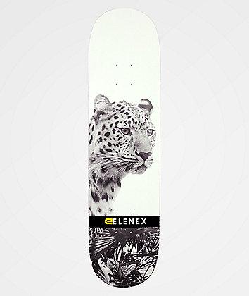 "Elenex Cheetah 8.0"" Skateboard Deck"