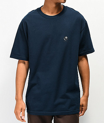 Emerica 8 Baller Navy T-Shirt