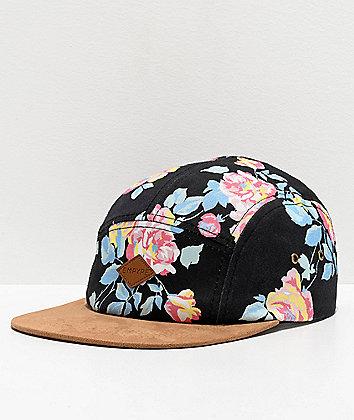Empyre Carmen Navy Strapback Hat
