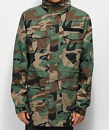 Empyre Gulfstream Military Jacket