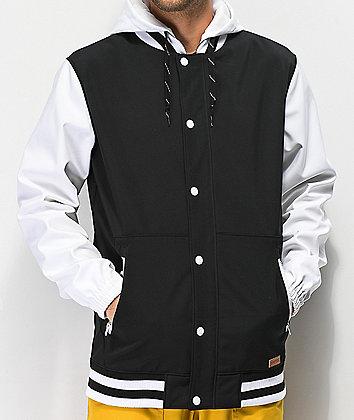 Empyre Lily Express 10K chaqueta de snowboard negra