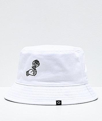 Empyre One Hundo White Bucket Hat