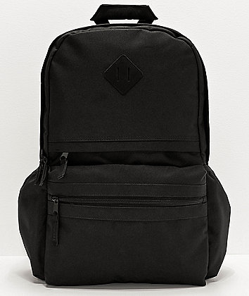 Empyre Paramount Black Backpack
