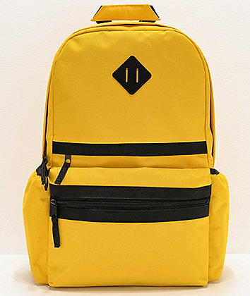 Empyre Paramount Yellow Backpack