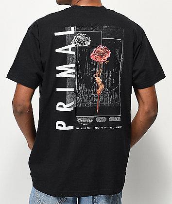 Empyre Primal Black T-Shirt