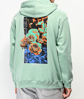 Empyre Roots Of Loyalty Mint Hoodie